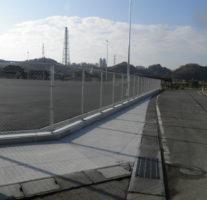 国道8号赤崎チェーン着脱場整備工事